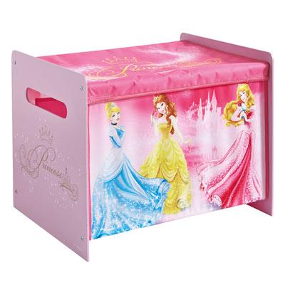 Coffre Premium Disney Princesses