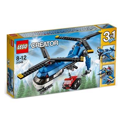 31049-L'hélicoptère à double rotor