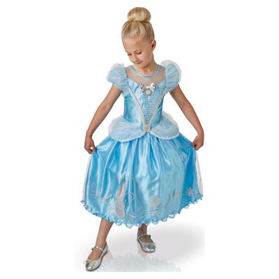 Déguisement cendrillon robe de bal taille L