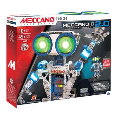 Meccanoid 2.0