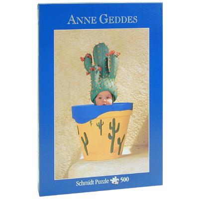 Puzzle 500 Pièces Anne Geddes