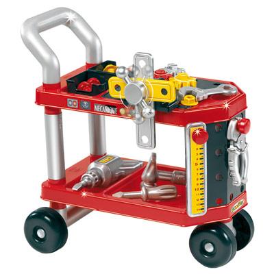 Chariot de construction