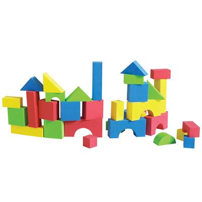 Maxi Blocs - Educolor (80 pces)
