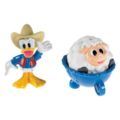 Figurine Donald à la ferme
