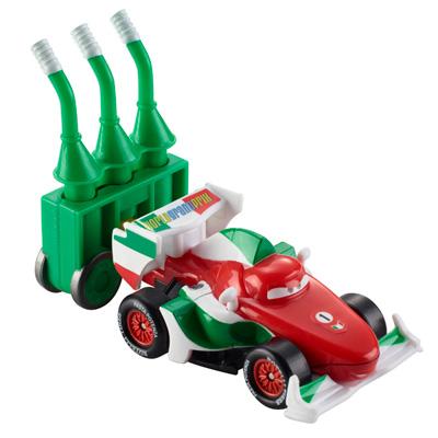 Véhicule à propulseur Cars 2 Francesco Bernoulli