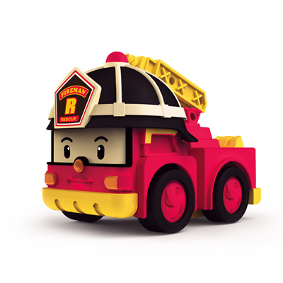Robocar poli v hicule friction roy ouaps king jouet - Jeux de robocar poli gratuit ...