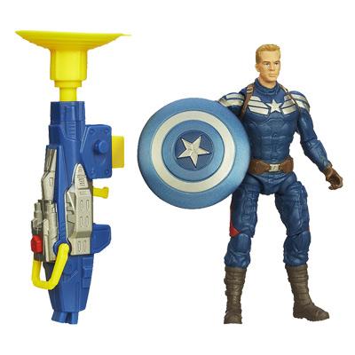 Captain America Figurine Super Soldat WWII Captain America