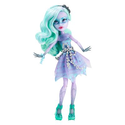 Monster High Poupées Fantôme Hantées Twyla de Mattel