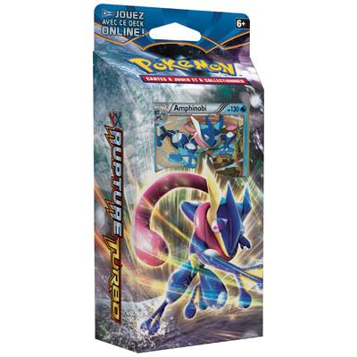 Pokémon Starter XY9 Amphinobi de Asmodee
