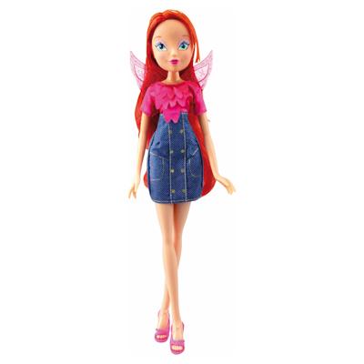 Poupée Bloum Winx denim fairy