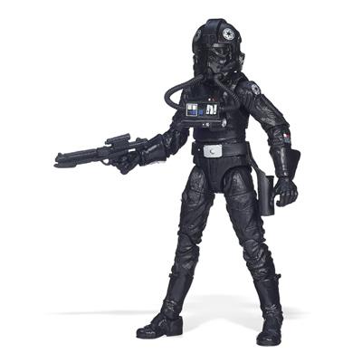Figurine Deluxe Star Wars Tie pilote 15 cm