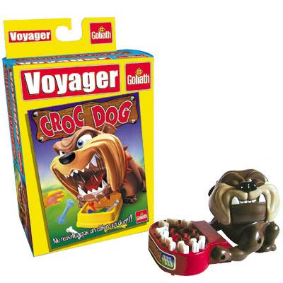 Croc dog de voyage pour 11€