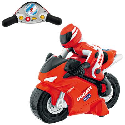 Moto Ducati Radiocommandée