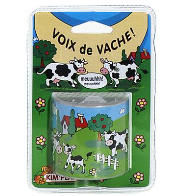 Voix de vache pour 3€