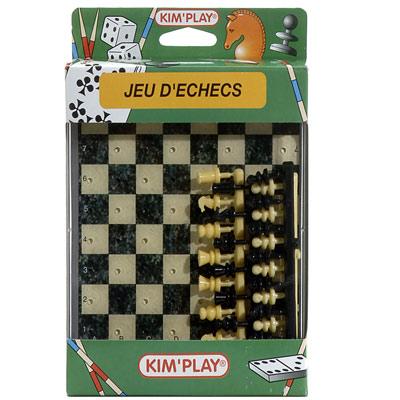 Jeu d'échecs de voyage pour 3€