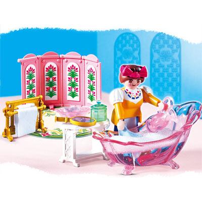 4252-Salle de bain royale