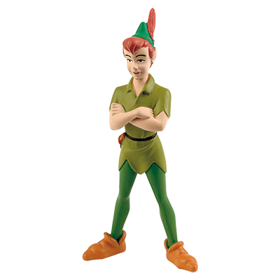 Figurine de Peter Pan-Univers Peter Pan