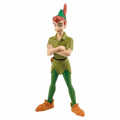 Figurine de Peter Pan