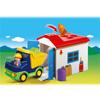 6759-Camion Avec Garage