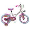 Vélo 14 Pouces Princesse Cadre Delta