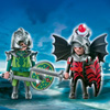 4912-Duo Pack Chevaliers de dragons