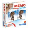 Mémo-Les Animaux Sauvages