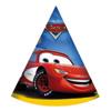 6 Chapeaux imprimés Cars