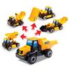 JCB à construire Camion Benne
