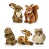 WWF  Peluche Animaux de la Forêt