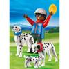 5212-Famille de Dalmatiens