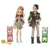 Ever After High Pack de 2 poupées
