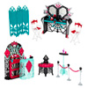 Monster High Coffret Hauntlywood Tapis noir Assortiment