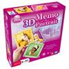 Memo Portrait 3D Disney Princesses