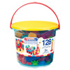 Bristle Blocks Baril 128 pieces
