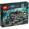 70165-Lego Ultra Agents Quartier Général des Agents
