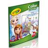 Album coloriage et autocollants La Reine des Neiges