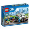 60081-Lego City Le pick-up dépanneuse
