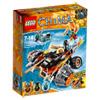 70222-Lego Chima Le Buldozer Panthère