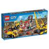 60076-Lego Lego City chantier travaux public