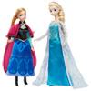 Coffret Collector Anna et Elsa Frozen