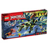 Lego Ninjago 70736 L'attaque du Dragon Moro