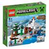 21120-Cachette Neige Minecraft