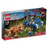 75918-Lego Jurassic World POURSUITE T-REX