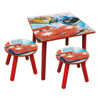 Ensemble Table et Tabourets Cars