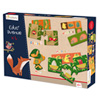 Coffret jeux éducatifs-La forêt