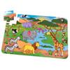 Puzzle de sol Safari