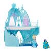 Château Mini-Poupée d'Elsa La Reine des Neiges