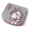 Porte-monnaie cheval Miracle peluche