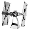 Maquette 3D en métal chasseur Tie Star Wars