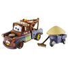 Cars 2 Mater et Japanese Pitty